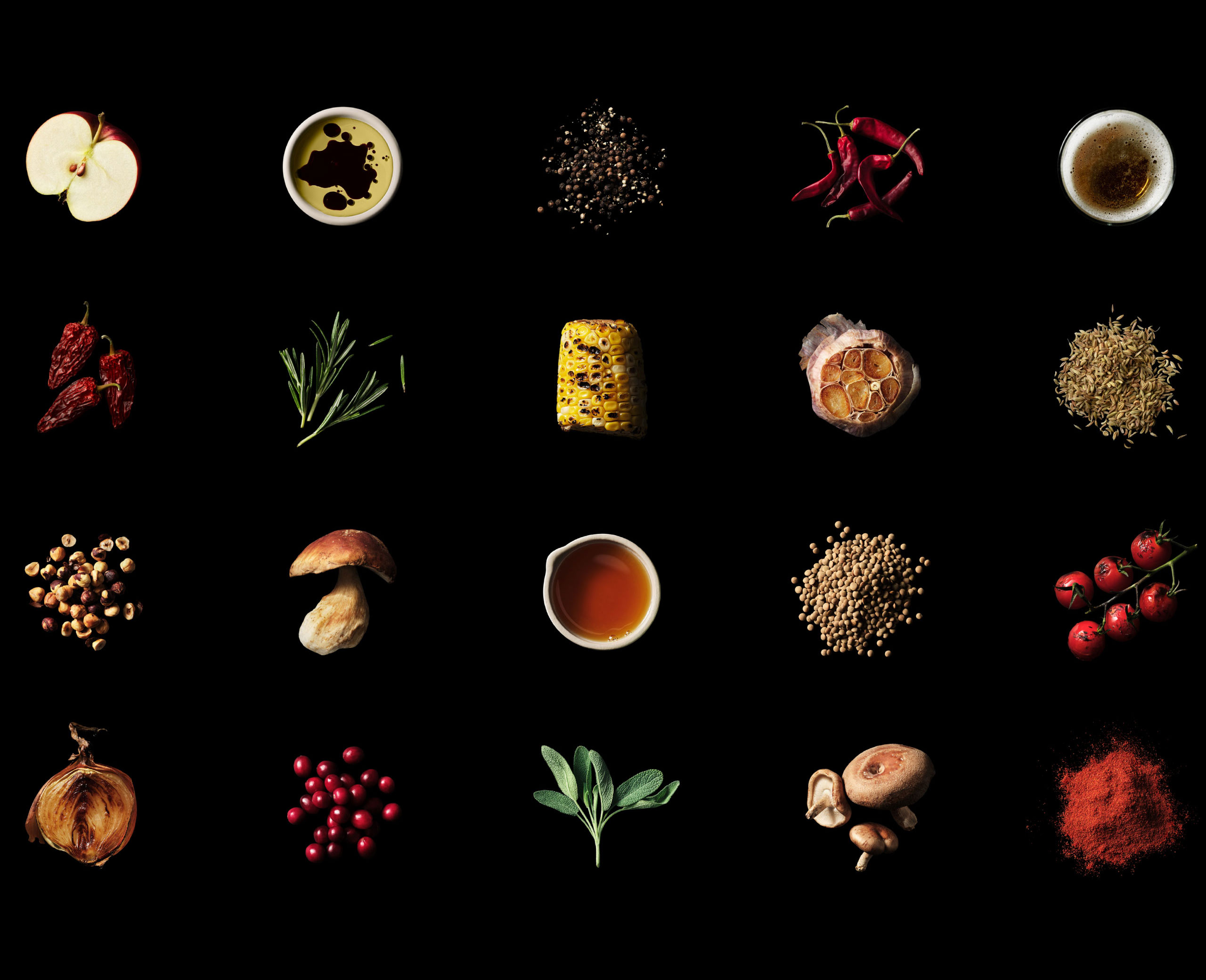 INGREDIENT PHOTOGRAPHY
